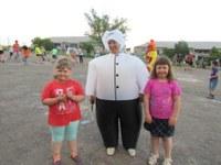 1 июня - День защиты детей п.Светлогорск