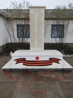 Открытие памятника Воинской Славы в п.Воздвиженка